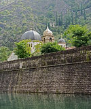 Alte Stadt von Kotor 1 Lizenzfreies Stockfoto