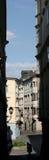 Alte Stadt von Linz Stockbild