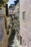 Alte Stadt von Lissabon Stockbilder