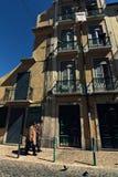 Alte Stadt von Lissabon, Portugal stockbilder