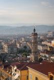 Alte Stadt von Nizza Lizenzfreies Stockfoto