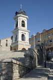 Alte Stadt von Plowdiw, Bulgarien Lizenzfreies Stockbild