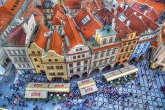 Alte Stadt von Prag Lizenzfreie Stockbilder