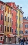 Alte Stadt von Rovinj, Kroatien Lizenzfreie Stockfotos