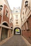 Alte Stadt von Tiflis Lizenzfreie Stockfotografie