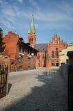 Alte Stadt von Torun (Polen) Lizenzfreie Stockfotografie
