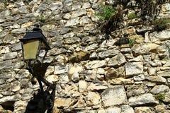Alte Stadt von Viviers, Frankreich Lizenzfreie Stockfotos
