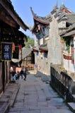 Alte Stadt von Zhouzi Stockfotos