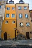 Alte Stadt in Warschau Lizenzfreie Stockbilder