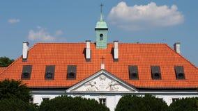 Alte Stadt Warschaus in Polen Stockfotos