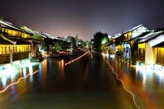 Alte Stadt Wus Zhen Lizenzfreie Stockfotos