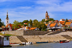 Alte Stadt Zemun - Belgrad Serbien Lizenzfreie Stockfotos