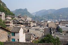 Alte Stadt Zhenyuan in Guizhou China Stockfoto