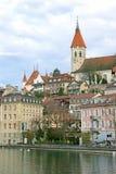 Alte Stadtansichten 3 Stockbilder