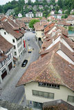 Alte Stadtansichten 57 Stockbild
