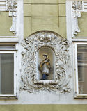 Alte Stadtarchitektur in Graz, Steiermark, Österreich Lizenzfreie Stockfotografie