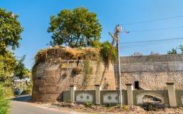 Alte Stadtmauern von Patan - Gujarat, Indien Lizenzfreie Stockfotos