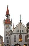 Alte Stadtwohnung in München deutschland Stockfotos