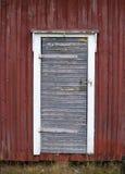 Alte Stall-Tür Stockbilder