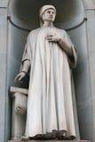 Alte Statue Lizenzfreie Stockbilder