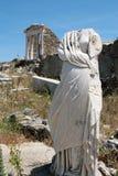 Alte Statue lizenzfreie stockfotos
