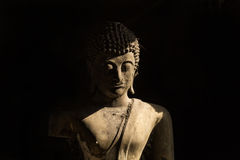 Alte Statue Buddha Stockbild