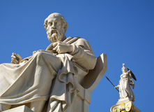 Alte Statuen lizenzfreies stockbild