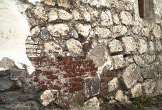 Alte Steinwand Lizenzfreies Stockbild
