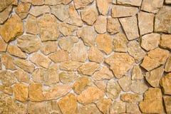 Alte Steinwand Lizenzfreies Stockfoto