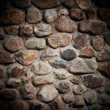 Alte Steinwand. Lizenzfreies Stockbild