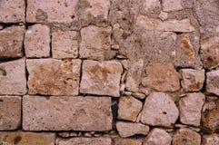 Alte Steinwand Lizenzfreie Stockfotografie