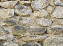 Alte Steinwand Lizenzfreie Stockbilder