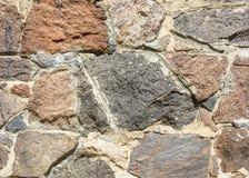 Alte Steinwand Stockfotos