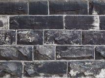 Alte Steinwand-Beschaffenheit Stockfotografie