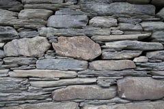 Alte Steinwand-Hintergrund-Beschaffenheit Lizenzfreies Stockfoto