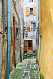 Alte Straße Stockbilder