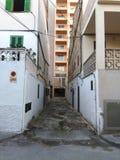 Alte Straße Stockfoto