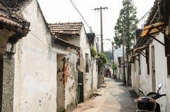 Alte Straßen Stockfotografie