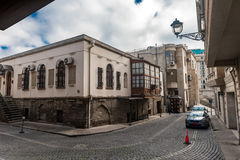 Alte Straßen Lizenzfreie Stockfotos