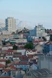 Alte Straßen in der Spalte, Kroatien Lizenzfreie Stockfotos