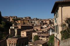 Alte Straßen von Florenz, Italien Stockfoto
