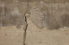 Alte strukturierte Wand Lizenzfreies Stockbild