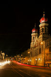 Alte Synagoge lizenzfreies stockfoto