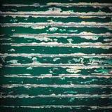 Alte Täfelungen des Schmutzes grüne Farb Stockbilder