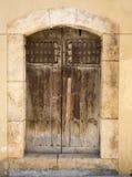 Alte Tür Lizenzfreies Stockbild