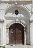 Alte Tür in der Türkei Stockbilder