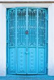 Alte Tür im Tempel lizenzfreie stockfotografie