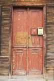 Alte Tür in Istanbul, die Türkei Lizenzfreie Stockfotografie