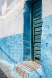 Alte Tür in Rabat; Marokko Lizenzfreie Stockfotografie