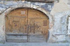 Alte Türen Lizenzfreie Stockbilder
